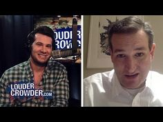 Honestly, I LOVE IT! Ted Cruz Like You've Never Seen. Throws Gauntlet on Obama and Refugee Crisis » Louder With Crowder