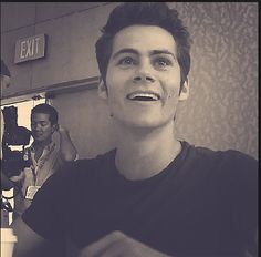 You are a sight for sore eyes Dylan O'brien, Teen Wolf Stiles, Teen Wolf Cast, Percy Jackson, The Scorch Trials, O Brian, Thing 1, Attractive Guys, Cute Guys