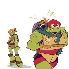 Teenage Ninja Turtles, Ninja Turtles Art, Tortugas Ninja Leonardo, We Bare Bears Human, Tmnt Mikey, Tmnt Comics, Leonardo Tmnt, Horror Movie Characters, Tmnt 2012