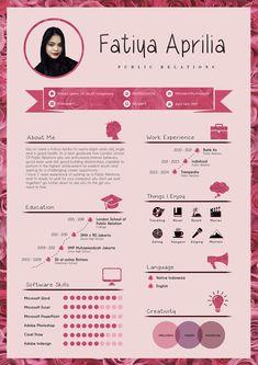 CV / Resume Design on Behance Free Cv Template Word, Creative Cv Template, Resume Design Template, Creative Resume, Resume Templates, Creative Cv Design, Cv Original Design, Basic Resume, Visual Resume