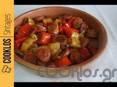 Food Platters, Ground Meat, Greek Recipes, Kung Pao Chicken, Buffet, Cooking Recipes, Foods, Ethnic Recipes, Youtube