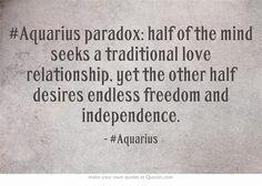 Výsledek obrázku pro aquarius paradox