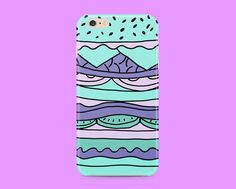PASTEL BURGER iPhone 6s Case, hipster iPhone 6s case, cool iphone 6s case, cute iPhone 6s case, iPhone 6s cover, Cool phone cases,