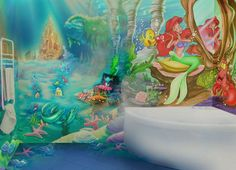 Ariel The Little Mermaid   Image View | Murals Your Way | Mermaid Bedroom |  Pinterest | Mermaid Images, The Ou0027jays And Images.