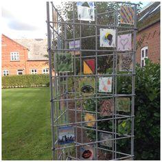 Tjele Efterskole. Kunst og Design Glaskunst