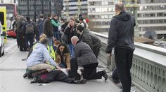 Woman killed, several people injured in shooting outside UK Houses of Parliament