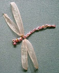 Hand Embroidery Ribbon Flowers its Embroidery Back Stitch; Embroidery Machine Starter Kit & Embroidery Designs For Beginners without Inna Bird Silk Ribbon Embroidery Embroidery Designs, Ribbon Embroidery Tutorial, Silk Ribbon Embroidery, Embroidery Jewelry, Embroidery Stitches, Embroidery Patterns, Hand Embroidery, Embroidery Supplies, Flower Embroidery