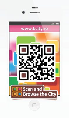 Business card - smartphone - http://bcity.ro
