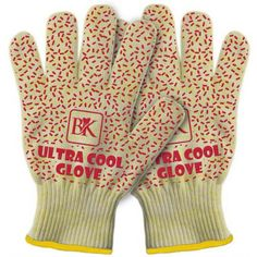 Ultra Cool Oven & Barbecue BBQ Grill Gloves - Set of 2 - Heat Resistant to 662 ºF - Silicone Grip Bellissima Kitchen http://www.amazon.com/dp/B00HIXII10/ref=cm_sw_r_pi_dp_-qGBub0H338Y2