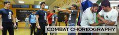 Coreografie di combattimento per cinema e tv in qualsiasi tipo di stile marziale e/o tattico e coreografie di combattimento da strada non professionale. Allenamento specifico per la coreografia per gli attori e consulenza per registi.