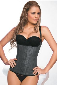 31149fe65e3 Ann Chery Latex Vest with Adjustable Straps - Click Coupon for additional  savings.