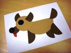 Paper Folding Activities for Kids On this page there are many paper folding activities related to animals. You can use this activities to enhance the children's dexterity. You can use for Mother's Day crafts to this paper folding activity. Paper Folding Crafts, Paper Crafts For Kids, Arts And Crafts, Paper Crafting, Origami Easy, Origami Paper, Circle Crafts, Growing Herbs, Baby Knitting