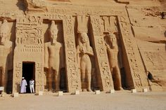 Abou Simbel (أبو سنبل) @ Egypt