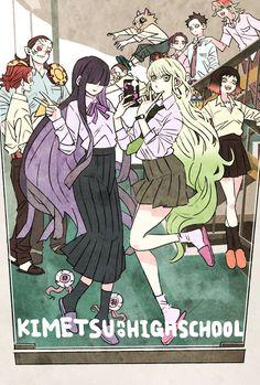 Chica Anime Manga, Anime Guys, Anime Art, Character Art, Character Design, Hxh Characters, Dragon Slayer, Slayer Anime, Anime Demon