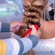Diffirent Braiding Methods And Braided Hairstyles! - Hummel - Diffirent Braiding Methods And Braided Hairstyles! Box Braids Hairstyles, Pretty Hairstyles, Wedding Hairstyles, Hairstyles Videos, Hair Upstyles, Hair Videos, Makeup Videos, Gorgeous Hair, Hair Inspiration