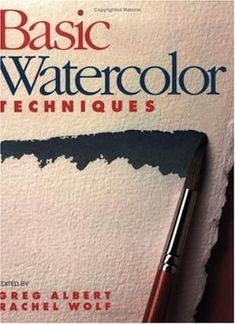 Basic Watercolor Techniques (Art instruction) by Best Sellers #watercolorarts