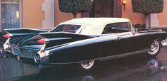 My absolute dream. '59 Cadillac Eldorado Biarritz