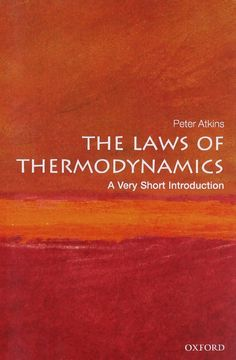 The Laws of Thermodynamics: A Very Short Introduction (Atkins)