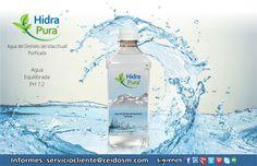 Ahora tenemos Hidra Pura Agua para disfrutar y compartir del Deshielo del Iztaccíhuatl