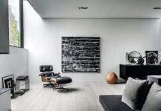 A raw and concrete family home in Denmark | Vosgesparis | Bloglovin'