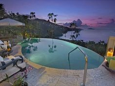 Estate Sherpenjewel - Magens Bay, St. Thomas, Virgin Islands - A 6 acre private estate! #HomeAway