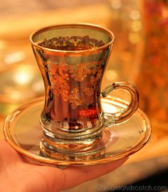 Tea Middle East/North Africa -Thee Midden Oosten/Noord Africa