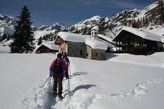 Ciaspolando per le Alpi... (e non solo) Copnsigli per vivere diversamente la montagna d'inverno