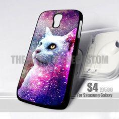 Galaxy Cat S4 Design for Samsung Galaxy S4