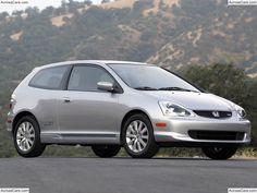 Honda Civic Si (2004)