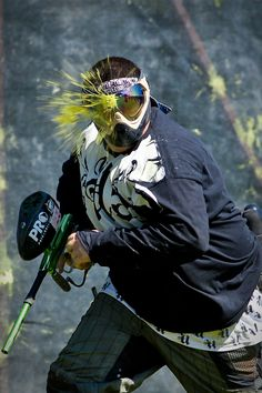 Photograph Splat by Skip Hickey on 500px [ UpUrGame.com ] #paintball #gear #game