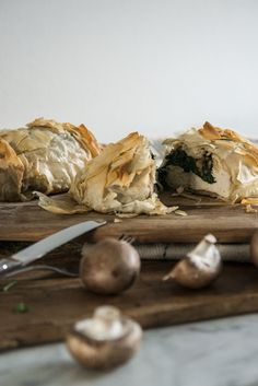 Filo Pastry Chicken Parcels Post 5
