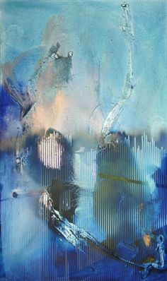 218 Best Abstract Blue Images In 2017 Abstract Art