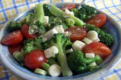Broccoli and Feta Salad. Photo by Derf