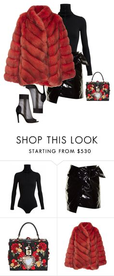 """Fearless"" by qnniejas-770 ❤ liked on Polyvore featuring Alaïa, Isabel Marant, Dolce&Gabbana and Helen Yarmak"