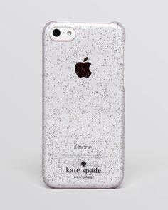 Subtle sparkle.