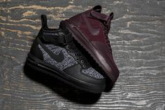 I8A1441 Nike Lunar Force 1 Flyknit Workboot: Three Colorways eukicks