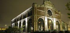 Het Pomphuis, Antwerpen, België (24/7)