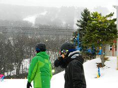 Camelback Ski Resort – Poconos  PA, USA - 2009