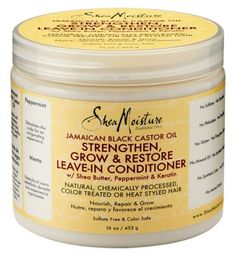 Jamaican Black Castor Oil Strengthen and Restore Leave-In Conditioner - Boots