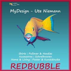 Aqua, Poster, News, Instagram, Design, Underwater Art, Stationery Set, Pisces, Art Print