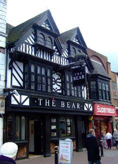 The Bear, Stafford, England