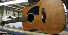 The guitar: Seattle music culture's iconic instrument  #Guitar #Goodwill #GoodwillGuitars #SeattleGoodwill #GoodwillFinds #ShopGoodwill #Seattle