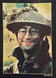 John Lennon by Douglas Kirkland