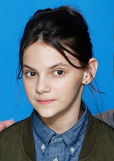 From Wikiwand: Dafne Keen