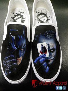 The Dark Knight by VirulentApparel.deviantart.com on @deviantART