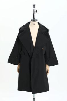 Norwegian Rain, Rive Gauche, Duster Coat, Raincoat, Jackets, Black, Fashion, Rain Jacket, Down Jackets