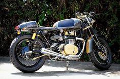 Yamaha XS. 650 - via The Bike Shed