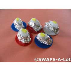Cute baked potato swaps