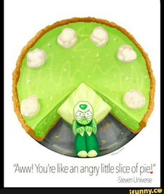 """"""" Awww! Você é como uma pequena fatia de torta zangada! ~s2 (*-*) """""""