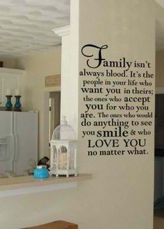 I can honestly say I have 3 people in my life that does not put conditions on their love for me.  One is my amazing man Brandon.... my Son .. Adam Wade... His beautiful wife Amanda!   I thank God everyday for the 3 of you!